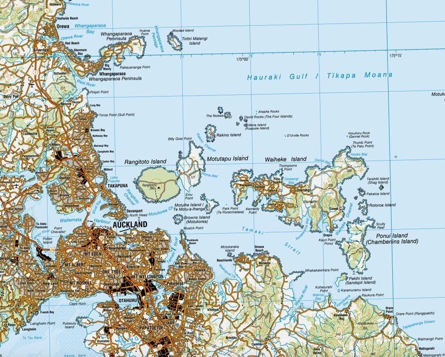 The Hauraki Gulf fergusmurraysculpturecom
