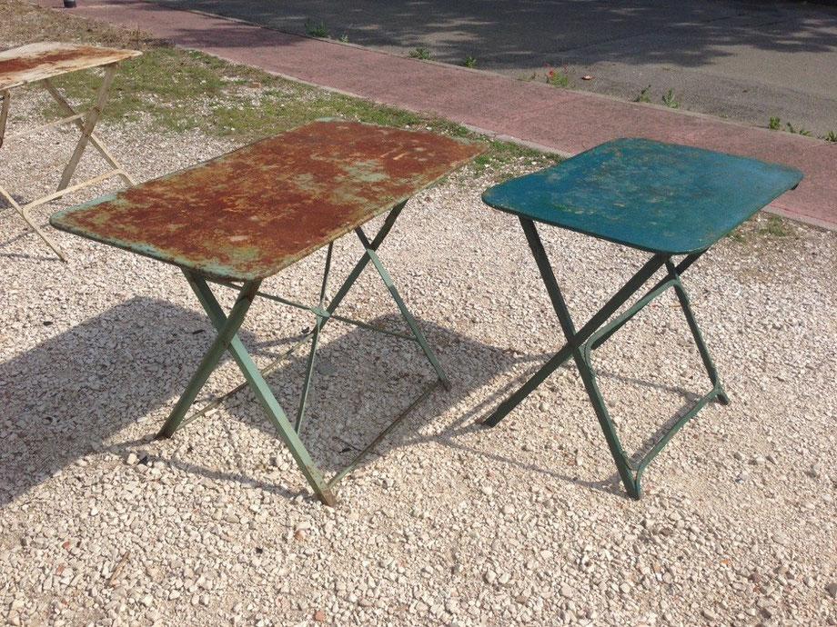 Ben noto Possibilità di tavoli in ferro su misura - Benvenuti su  MD47
