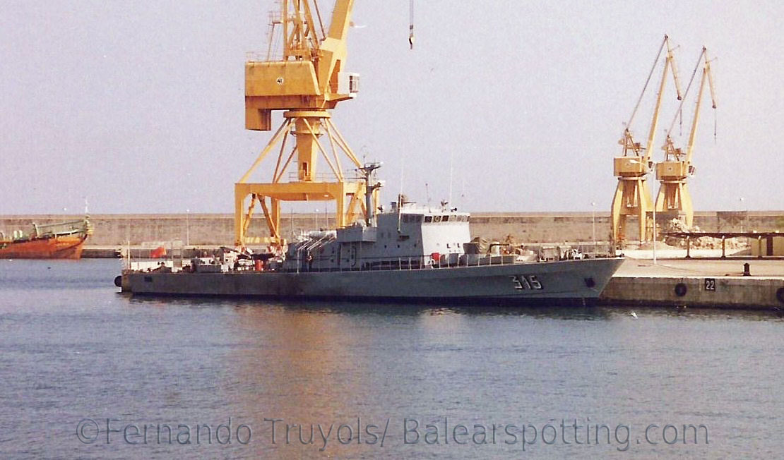 Royal Moroccan Navy Patrol Boats / Patrouilleurs de la Marine Marocaine - Page 13 Image