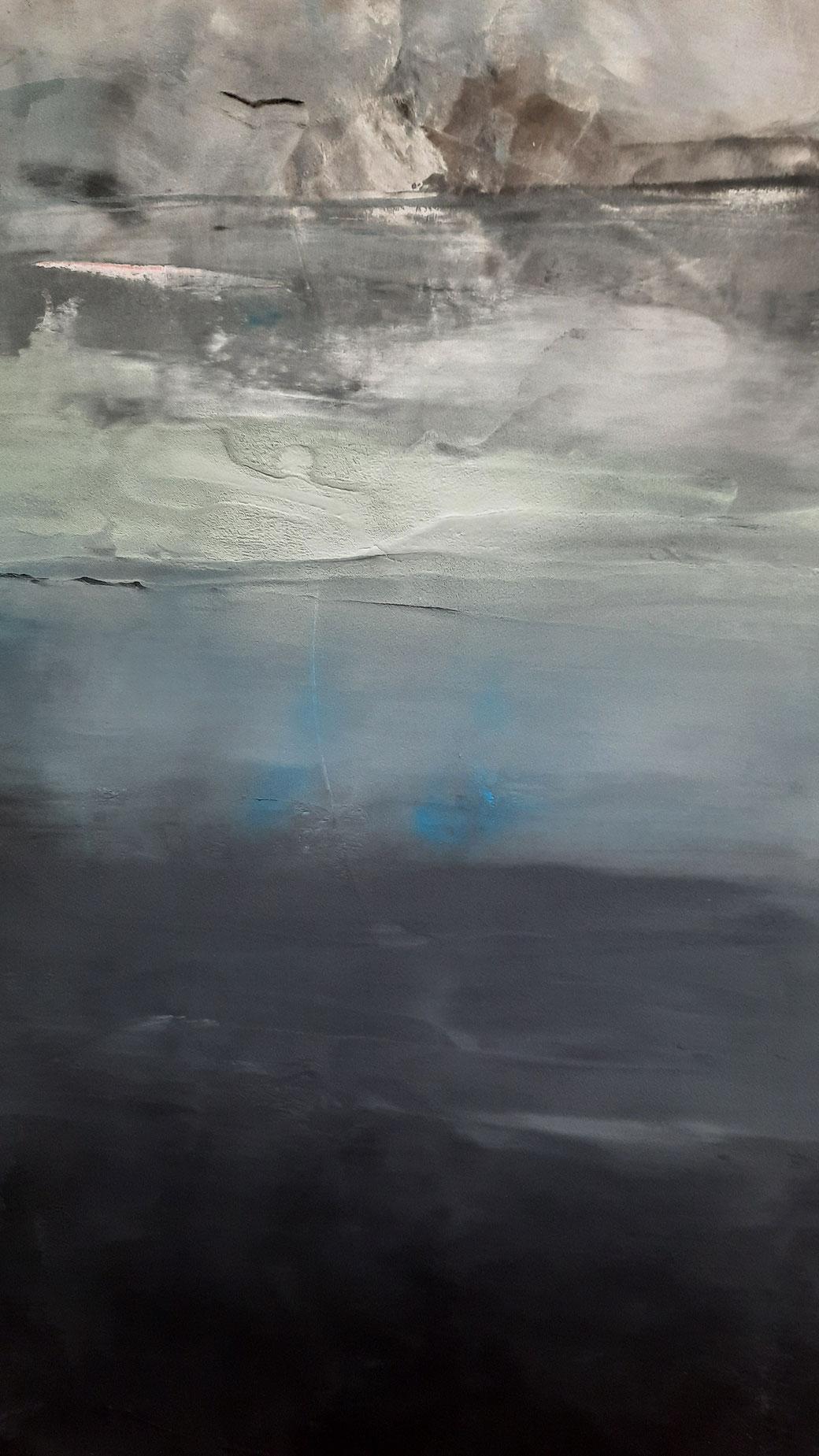 abstraktes Kunstbild - detail