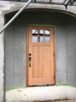 アンティーク玄関ドア