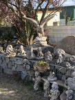 Steinfiguren und Deko für Haus und Garten bei Zoo Kellner