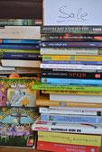 Bücher ausmisten und online verkaufen