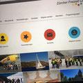 Druckatelier46 - Webdesign Logogestaltung Zürcher Freizeitclub