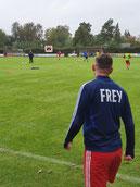 Auswärts Spiel der Kicker beim Fsv Stadeln