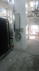 興建本地啤酒廠工程, 食品工場出牌 Circuit box/ distribution box in a local brewery for food factory licence application HK