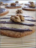 noix petits biscuits