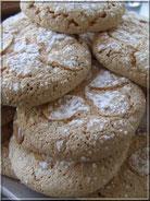 biscuits amandes