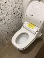 Alice2トイレ、全部で3か所あります
