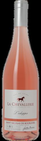 L'échappée - Vin Saint-Nicolas de Bourgueil rosé