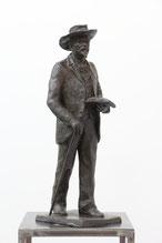 Buste-Sculpture-Statue-Langloys-Mistral