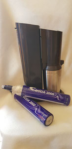 CO2 für Sodaclub- oder Wassermax-Geräte