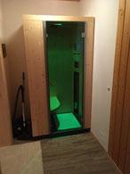Appartement 1 - Physio -Therm - Infrarotkabine