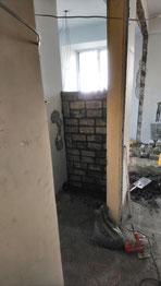 屯門裝修 - 砌牆