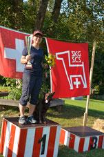FCI 1 Leutwiler Jeannette mit Momo, KG Winterthur