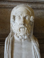 Kapitolin. Museum: Homer
