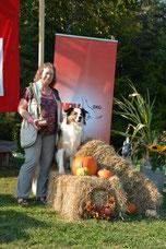 FCI 3 Brigitte Gerber mit Maylo, HSP Chlägge