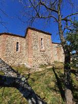 la chapelle de Sainte-Euphémie
