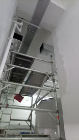 興建本地啤酒廠工程, 食品工場出牌 ventilation system HK
