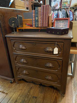 Antique Chest of Drawers $325.00