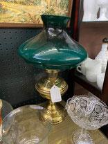 Aladdin Lamp Green Shade $245.00