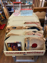 Records $4.00 each
