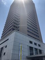 東大阪市役所,夜景,東大阪,河内小阪,不動産,住家,すみか,sumika,おうちの専門家