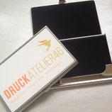 Druckatelier46 - Linkfoto Visitenkarten-Box