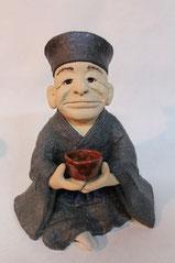 千利休の陶人形