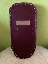 Komplett aus hochwertigem Horten Leder