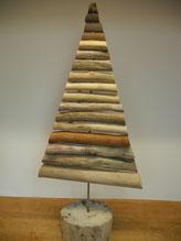 --FIR II-- Grosser Weihnachtsbaum aus Treibholz