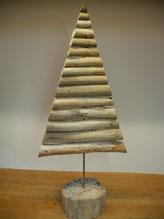 --FIR III-- Grosser Weihnachtsbaum aus Treibholz