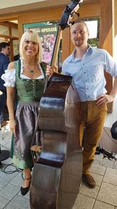 Hochzeitsband Eching - Bianca und Alex