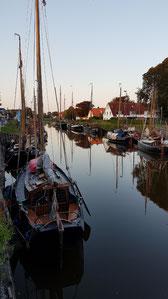 Museumshafen Carolinensiel - Nordseeküste - Nordsee - C´siel