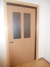 フラッシュ戸 ドア