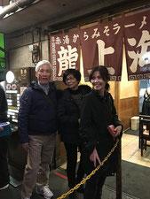 こちらの3人のメンバーさんは2杯目でした(^^♪ 後で伺ったところ、とても美味しくて大満足だったそうです!(^^)!