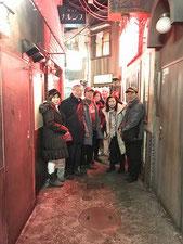 2階が昔ながらの昭和の道です。とても懐かしく、手が込んでいるので、作り物っぽくなくて、良く出来ている(´◉◞౪◟◉)と、感心させられました。