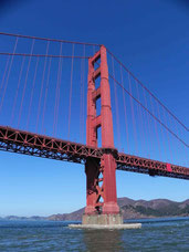 Golden Gate Bridge (SF)