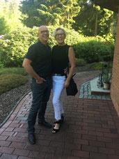 Die Berufsimkerei Bio-Biene sind Diana und Detlev Biel