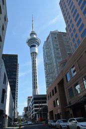- Sky Tower - Auckland -