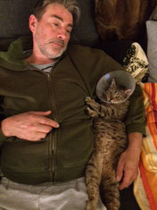 ...und das sofa :-) mit Horst