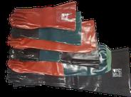 Strahlkabinenhandschuhe, Schutzhandschuhe, Sandstrahlhandschuhe, Strahlhandschuhe, Strahlerhandschuhe