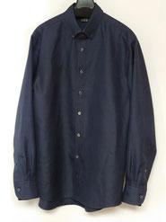 藍大島からメンズシャツ