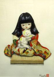 人形(F4号)MUさん
