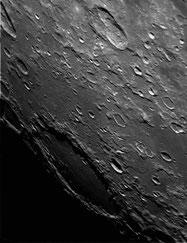 Il cratere Schickard ( autore Norberto Milani)