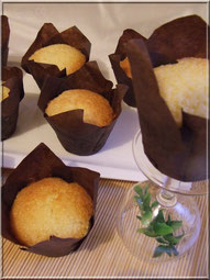 recette facile muffin moelleux