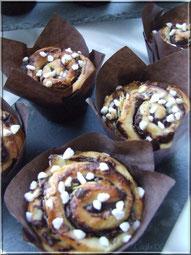 cupcake brioche