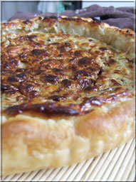 tarte salee fromage noix