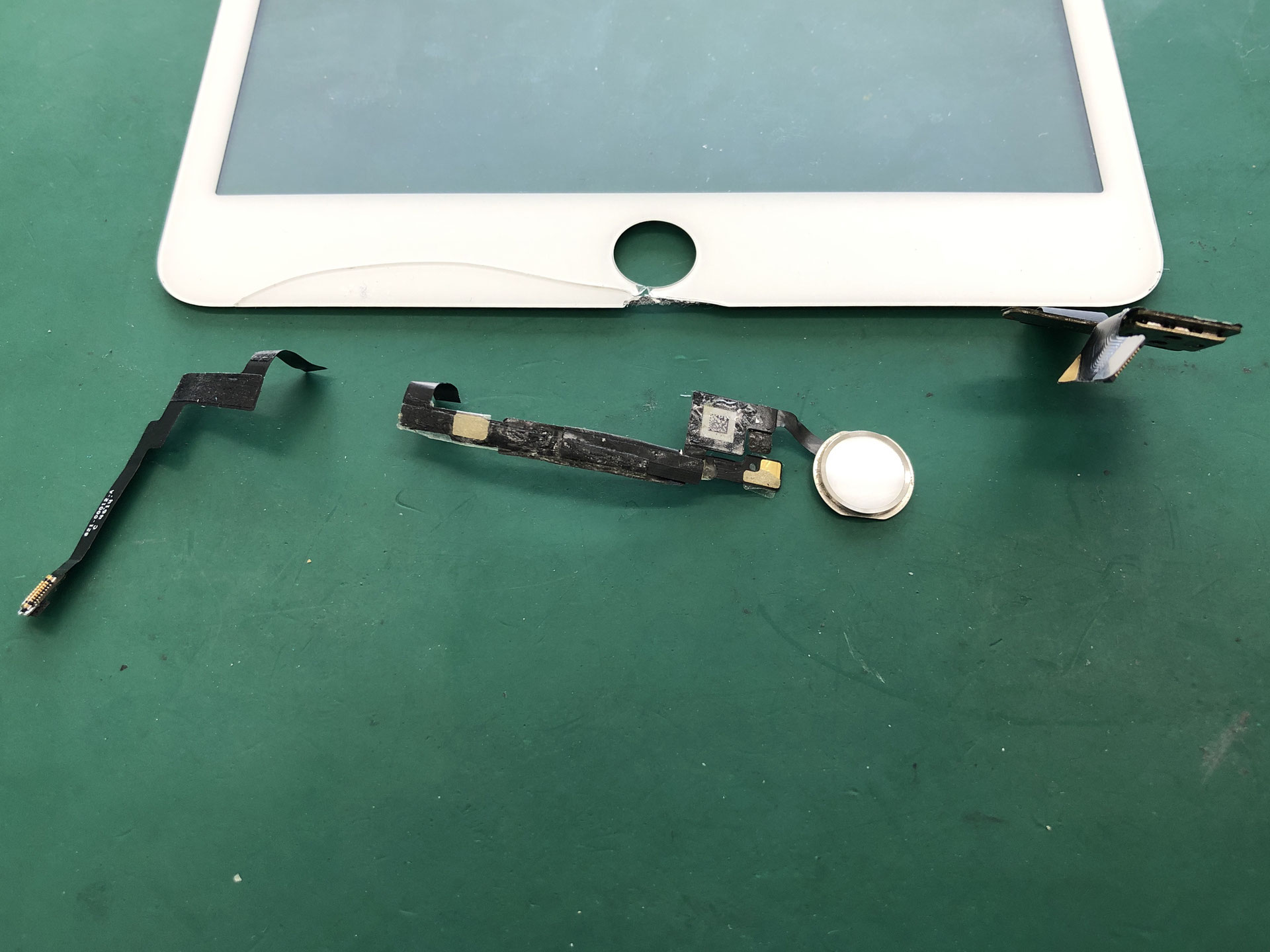 ホーム ボタン 修理 ipad