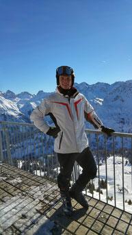 Dominik Sowieja Skifahren Fellhorn